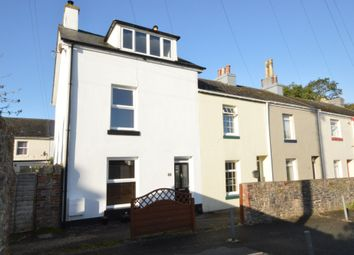 Thumbnail 3 bedroom end terrace house for sale in Furrough Cross, Torquay
