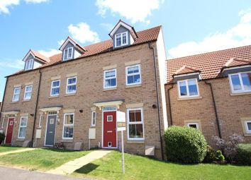 Thumbnail 3 bed town house for sale in Allen Road, Ely
