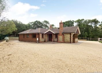 Thumbnail 3 bedroom detached bungalow for sale in Pound Farm Lane, Ash Green, Aldershot