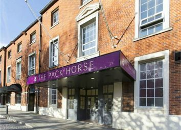 Thumbnail 1 bedroom flat for sale in The Pack Horse, Nelson Square, Bolton, Lancashire