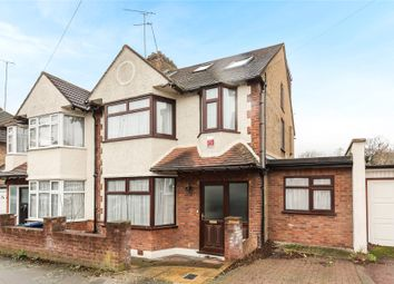 Thumbnail 4 bed semi-detached house for sale in Naylor Road, Totteridge