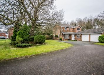 Thumbnail 4 bed property for sale in Wilderswood Close, Whittle-Le-Woods, Chorley
