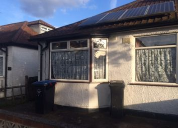 Thumbnail 2 bed semi-detached bungalow to rent in Eton Avenue, Wembley