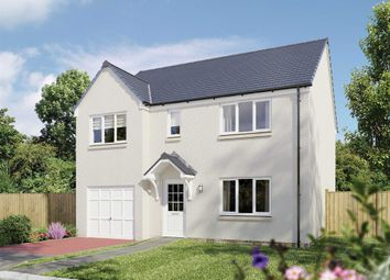 "Thumbnail 5 bed detached house for sale in ""The Thornwood"" at Gateside Road, Haddington"