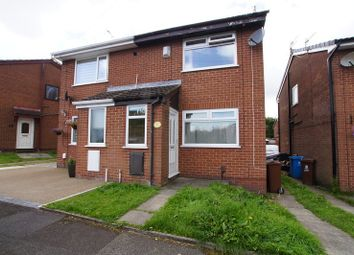 Thumbnail 2 bed semi-detached house to rent in Vine Close, Shaw, Oldham