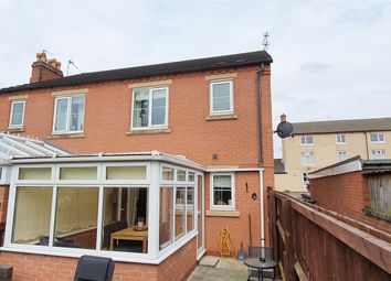 Thumbnail 1 bed town house for sale in Forest Street, Shepshed, Leicestershire