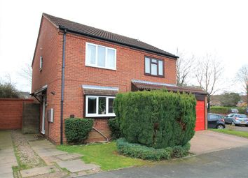 Thumbnail 2 bed semi-detached house for sale in Sheepcroft Close, Redditch