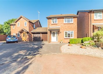 3 bed link-detached house for sale in Blackcap Place, College Town, Sandhurst GU47