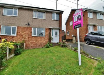 Thumbnail 3 bed semi-detached house for sale in Blackburn Drive, Chapeltown, Sheffield, South Yorkshire