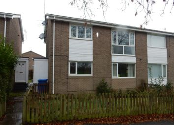 Thumbnail 2 bed flat for sale in 35 Linsdale Walk, Cramlington, Northumberland
