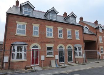 Thumbnail 3 bedroom end terrace house for sale in St. Augustines Road, Wisbech