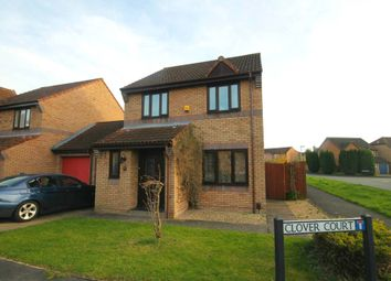 Thumbnail 3 bed detached house for sale in Clover Court, Cherry Hinton
