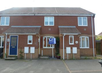 Thumbnail 2 bedroom end terrace house to rent in Rodber Way, Parkhill, Lowestoft