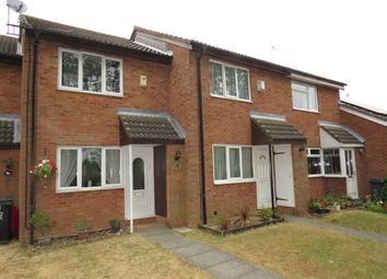 Thumbnail 2 bed town house for sale in Warren Avenue, Thurmaston, Leicester