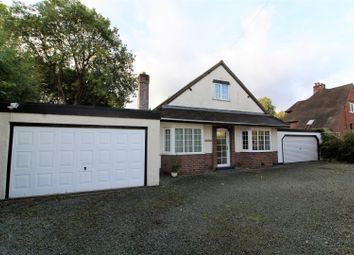 Thumbnail 2 bed detached bungalow for sale in Middleton Road, Oswestry