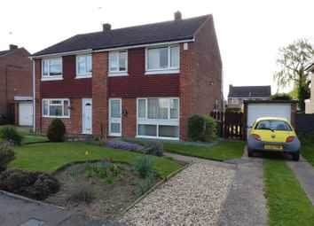 Thumbnail 3 bed semi-detached house for sale in Broughton Gardens, Lincoln