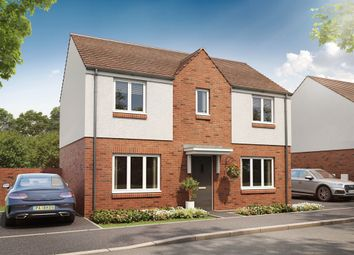 "Thumbnail 3 bedroom detached house for sale in ""The Clayton"" at Par Four Lane, Lydney"