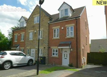 Thumbnail 3 bed end terrace house for sale in Lakeside Mews, Thorne, Doncaster.