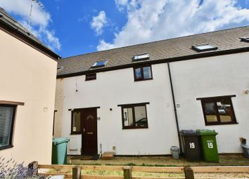 Thumbnail 3 bedroom terraced house for sale in Church Park, Wittering, Peterborough