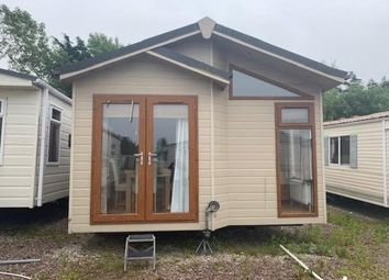 Thumbnail 2 bed lodge for sale in Pensarn, Pensarn