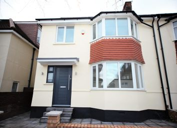 Thumbnail 5 bed property to rent in Elms Avenue, Hendon