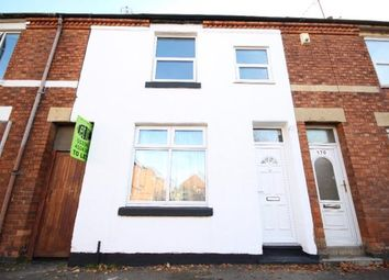 Thumbnail 3 bed terraced house to rent in Wood Street, Kettering