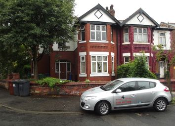 Thumbnail 7 bed semi-detached house to rent in Park Range, Rusholme, Manchester
