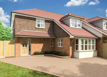 Thumbnail 3 bed semi-detached house for sale in Wendover Pines, Welwyn, Hertfordshire