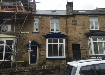 Thumbnail 4 bed terraced house to rent in Oakbrook Road, Sheffield