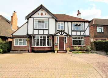 Thumbnail 5 bed detached house for sale in Downs Wood, Epsom