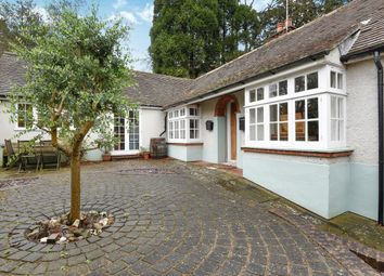 Thumbnail 2 bed detached bungalow for sale in Old Church Lane, Farnham, Surrey