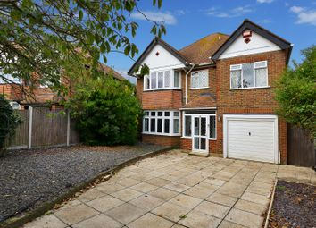 Thumbnail 4 bed detached house for sale in Avenue Gardens, Cliftonville, Margate