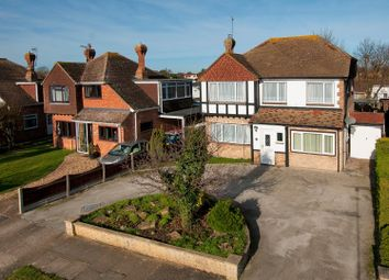 Thumbnail 5 bed detached house for sale in Cherry Orchard, Chestfield, Whitstable