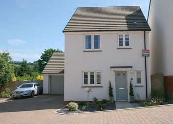 Thumbnail 3 bed detached house for sale in Elizabeth Penton Way, Bampton, Tiverton