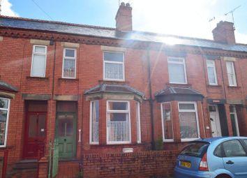 Thumbnail 2 bed terraced house for sale in Henry Street, Ruabon, Wrexham