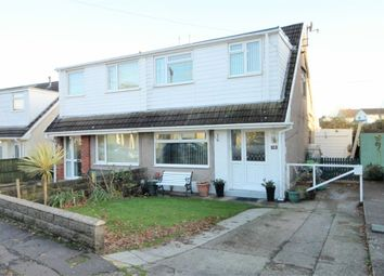 3 bed semi-detached house for sale in Denver Road, Fforestfach, Swansea, West Glamorgan SA5