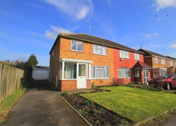 Thumbnail 3 bed semi-detached house to rent in Ashbrook Road, Old Windsor, Berkshire