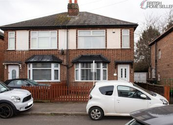 Thumbnail 3 bed semi-detached house for sale in Cornhill Road, Carlton, Nottingham