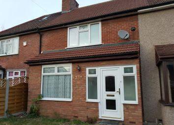 Thumbnail 3 bedroom terraced house to rent in Lodge Avenue, Dagenham