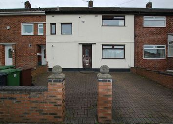 Thumbnail 3 bed terraced house to rent in Poulsom Drive, Bootle