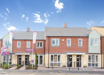 Thumbnail 2 bed town house for sale in Wood Court, Wood Street, Burton-On-Trent