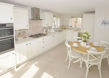"Thumbnail 4 bedroom detached house for sale in ""Willoughby"" at Hollygate Lane, Cotgrave, Nottingham"