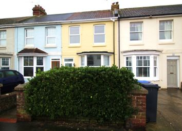 Thumbnail 4 bed terraced house to rent in Penhill Road, Lancing