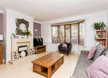 Thumbnail 3 bed flat for sale in Crestbrook Place, Green Lanes, London