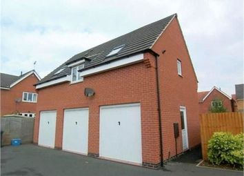 Thumbnail 1 bed detached house to rent in Robin Down Court, Kirkby-In-Ashfield, Nottingham