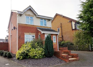 Thumbnail 3 bedroom detached house for sale in Lauderdale Avenue, Sandringham Gardens, Northampton