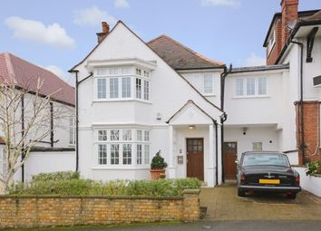 Thumbnail 5 bed link-detached house for sale in Hillway, London