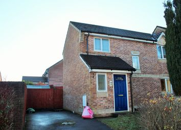 Thumbnail 3 bedroom semi-detached house to rent in Elm Crescent, Penllergaer, Swansea