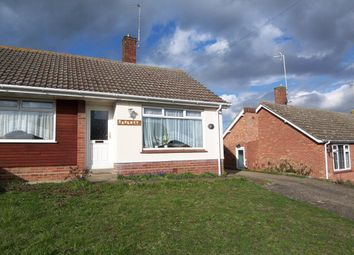 Thumbnail 2 bedroom semi-detached bungalow to rent in Bedingfield Crescent, Halesworth