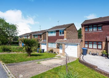 Thumbnail 3 bedroom link-detached house for sale in Beech Hill, Lindfield, Haywards Heath